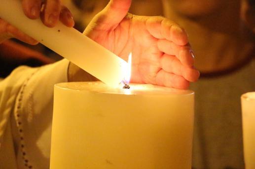 Wszyscy potrzebujemy światła wiary w Chrystusa - foto