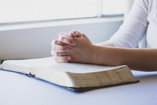 Jak się modlić? - foto