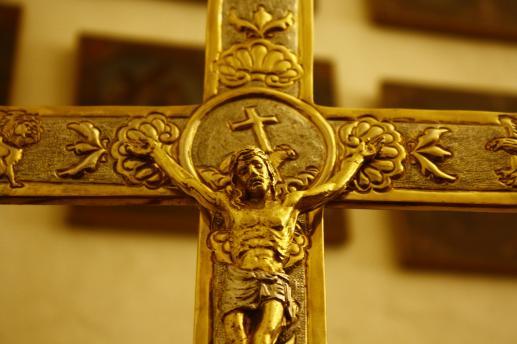 Krzyż - znak Męki Pańskiej i Wielkiego Postu - foto