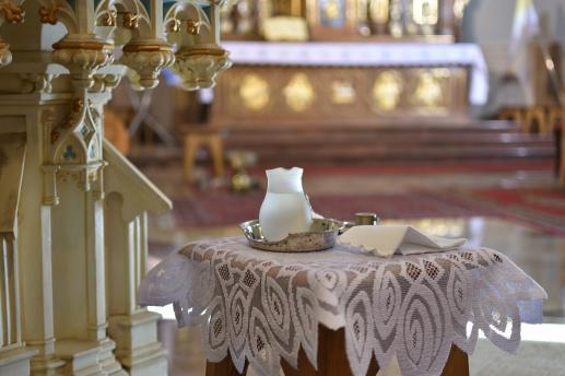 Powołanie Zespołu ds. Weryfikacji Materii Eucharystii - foto