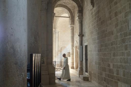 Św. Bernard z Clairvaux - foto