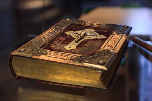 Jezus Chrystus. Poetycka wizja czterech Ewangelii - foto