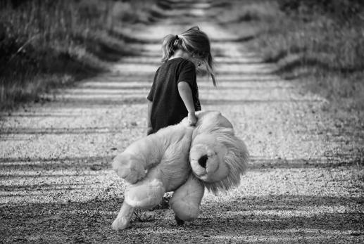 Dlaczego dzieci cierpią? - foto