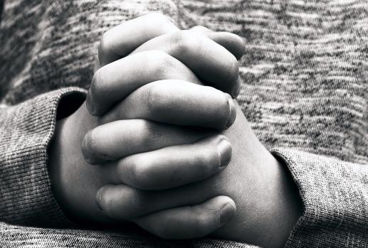 Odwaga modlitwy - foto