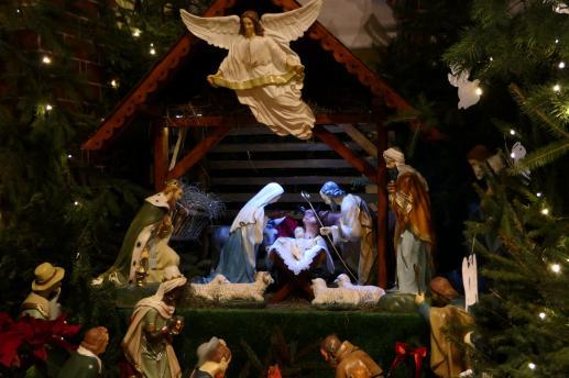 Tajemnica Bożego Narodzenia - foto