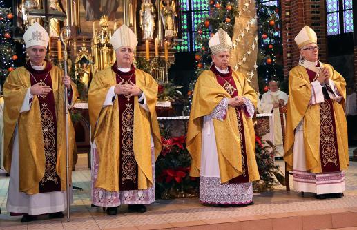 Episcopalis communio - foto