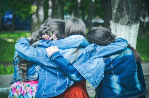 Przyjaciółki - foto