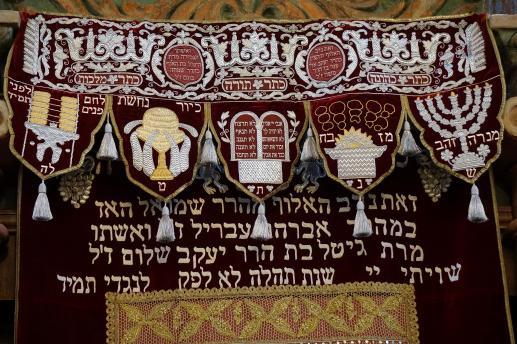 Dialog z głuchym Żydem - foto