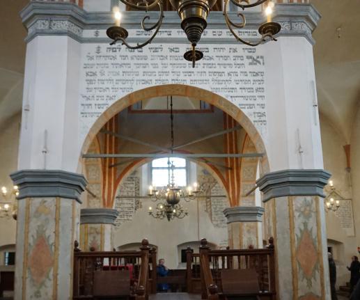 Polin Paradisus Judaeorum - czyli raj dla Żydów - foto