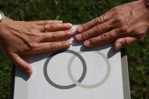 Trójkąt małżeński - foto
