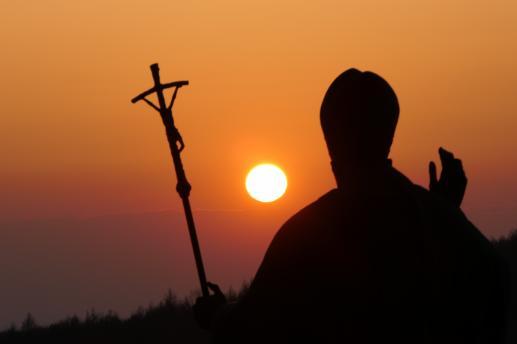 Św. Jan Paweł II - wielki apostoł ludzi cierpiących - foto