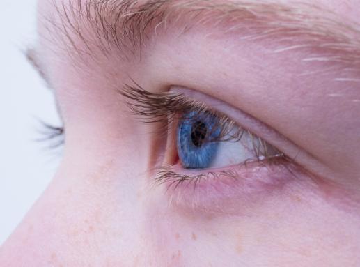 Oczy Boga - foto