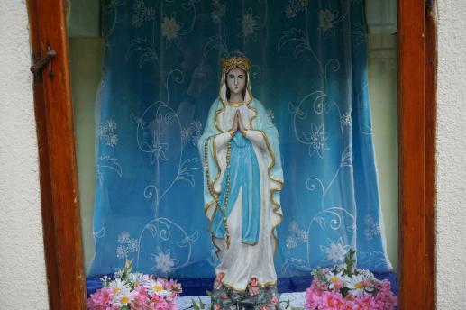 Święty Ludwik i jego wszechwładna Królowa - foto