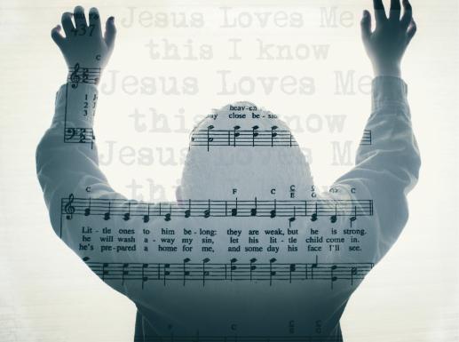 Jezus kocha Kościół - foto
