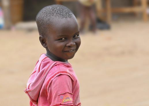 Magiczna siła uśmiechu - foto
