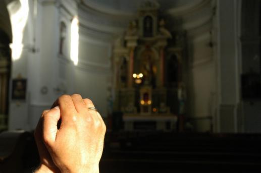 Chrześcijanie idą pod prąd - foto