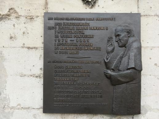 Kropla wiary we Lwowie - foto