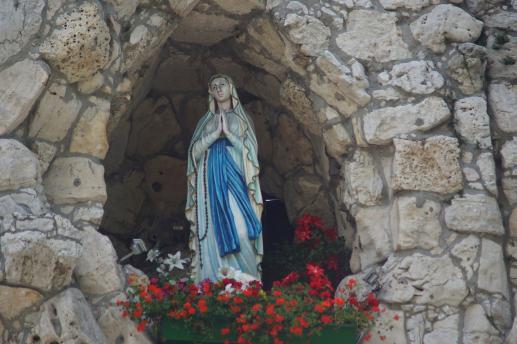 Zaproszenie do Lourdes - foto