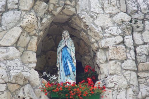 Nasz człowiek w Lourdes - foto