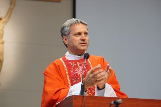 Kościół jest narzędziem miłosierdzia - foto