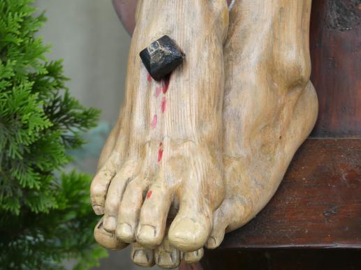 Odwaga dotykania ran Kościoła - foto