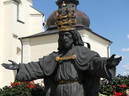 Chrystus trzykroć dziwny Król - foto