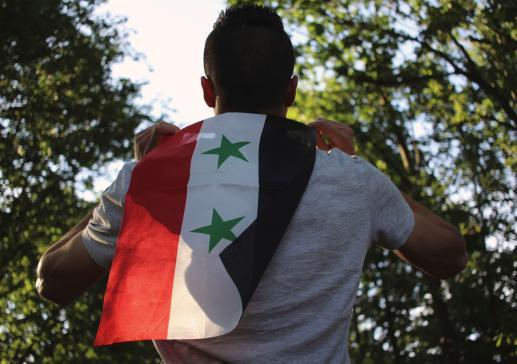 Trzy miliony cywilów zagrożonych w związku z ofensywą w Idlibie - foto