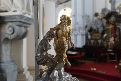 Określenia chrztu w księgach liturgicznych - foto