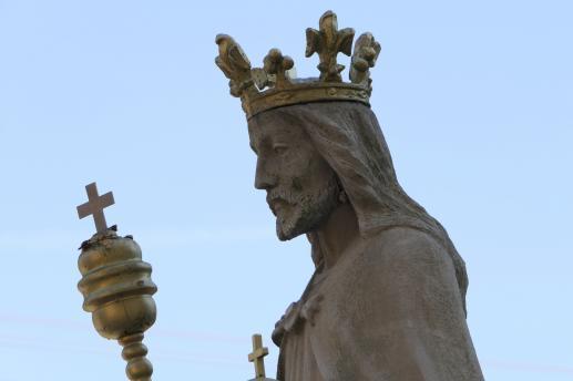 Być świadkiem prawdziwego Króla - foto
