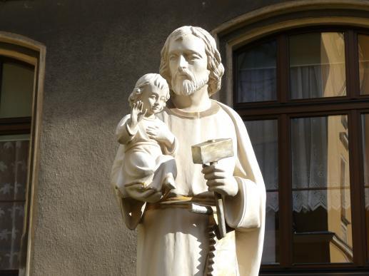 Święty Józef i gorzko-słodki powrót do domu - foto