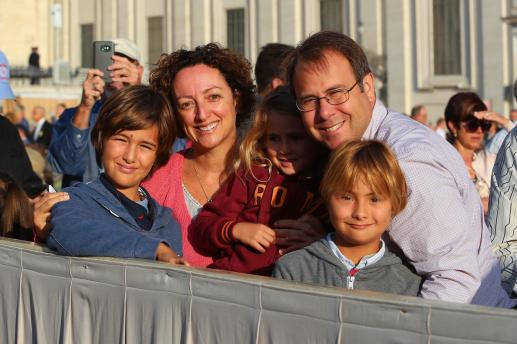 Piękno rodziny w planie Boga - foto