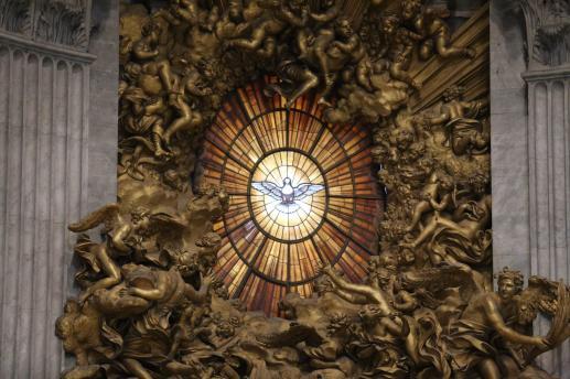 Niech Duch Święty będzie główną postacią naszego życia - foto