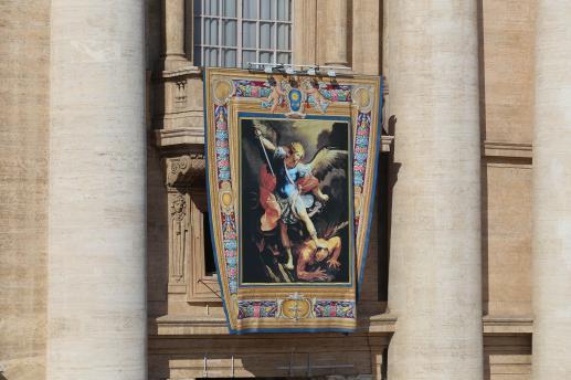 Przeciwko diabłu, który chce podzielić Kościół - foto