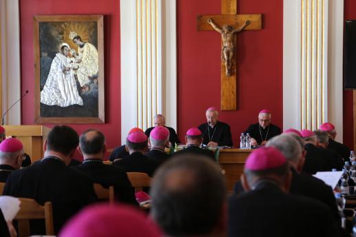 Komunikat z 382. Zebrania Plenarnego Konferencji Episkopatu Polski - foto