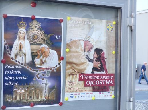 Niebo Europy otwarte dla Boga - foto