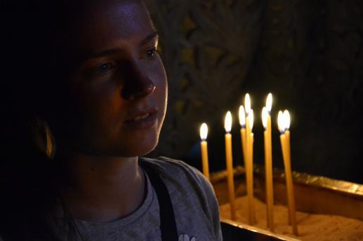 Modlitwa i uzdrowienie - foto