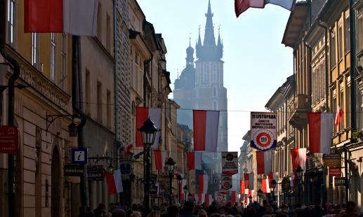 Przysięgam narodowi polskiemu - foto