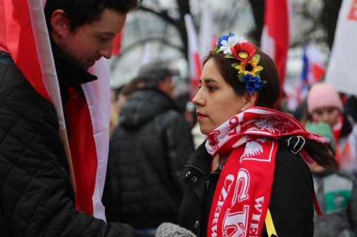 Polską racją stanu jest ŻYCIE - foto