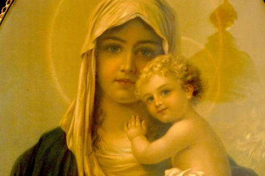 Maryja, Matka i Wychowawczyni - foto