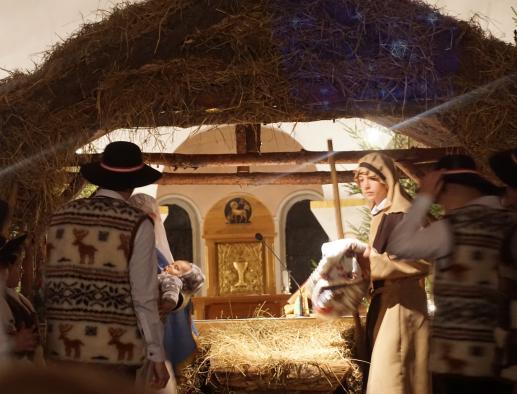 Boże Narodzenie pozwala na nowo odkrywać braterstwo - foto