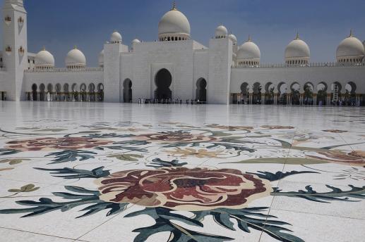 Podróż Papieża Franciszka do Zjednoczonych Emiratów Arabskich - foto