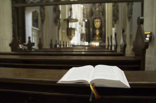 Hildegarda z Bingen. Kobieta, która zmieniła oblicze Kościoła - foto