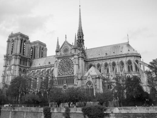 Płonące Kościoły - foto