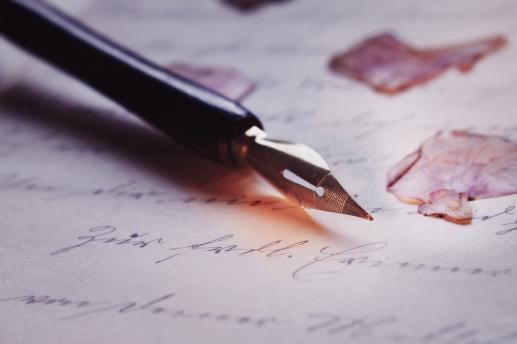 Listy oraz List okólny do Przyjaciół Krzyża, List okólny do mieszkańców Montbernage - foto