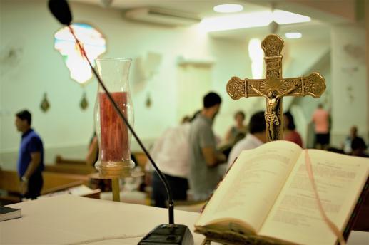 Misyjność parafii - foto