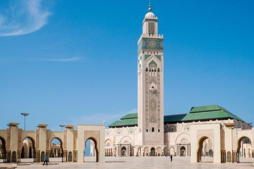 Podróż Apostolska do Maroka - foto