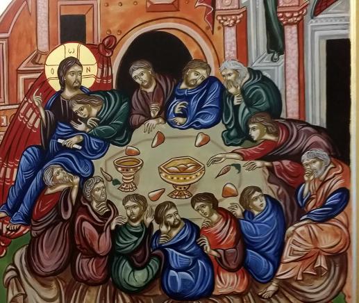 Jezus przygotowuje nam miejsce i pokarm - foto