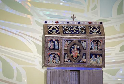 Chleb, który stał się  Ciałem Chrystusa - foto