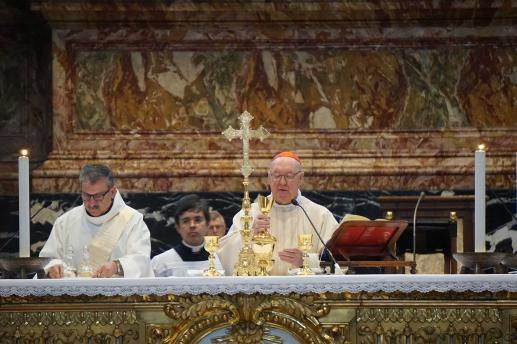 Co znaczy Kongres Eucharystyczny w Europie chorej na obojętność - foto
