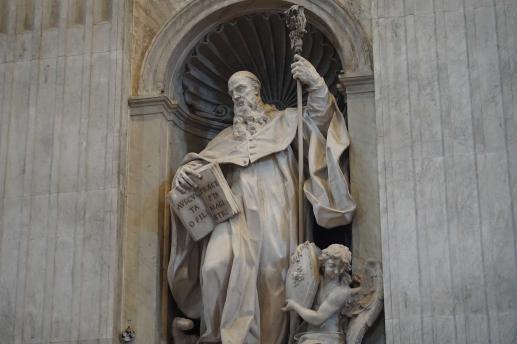 O Medaliku św. Benedykta - foto